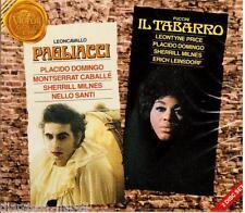 Puccini: Il Tabarro / Santi, Domingo; Leoncavallo: Pagliacci / Leinsdorf, Price