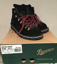 Danner Vertigo Crosby Black Leather Boots Us 9 In Great Condition