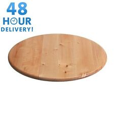 IKEA SNUDDA Lazy Susan Rotating Tray Serving Plate Solid Wood 39 cm Turning