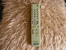 SONY RM 887 REMOTE CONTROL,TV,SLIM,WITH COLOUR CODED BUTTONS,LARGE VOLUME BUTTON