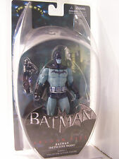 DC Direct Batman Arkham City Series 2 Batman Detective Mode figure MOC