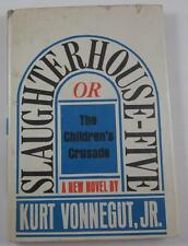 SLAUGHTERHOUSE FIVE KURT VONNEGUT JR 1969 TAIWAN PIRATED EDITION DJ