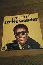 PORTRAIT OF STEVIE WONDER.VINYL LP.TAMLA MOTOWN.GERMANY.NMINT