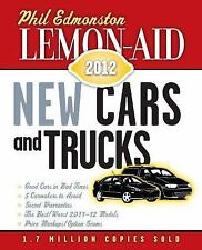 Lemon-Aid New Cars and Trucks 2012 (Lemon-Aid: New Cars & Trucks)-ExLibrary