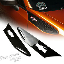 CARBON FOR TOYOTA GT86 ZN6 SCION FRS SUBARU BRZ SIDE FENDER GRILL VENTS COVER