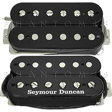 Seymour Duncan SH-4 JB Model Bridge SH-1n 59 PAF Neck Humbucker Pickup Set BLACK