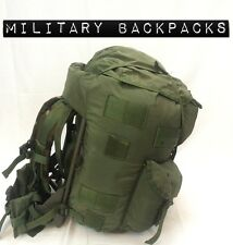 NEW Complete SetUp Large Combat Field Pack Frame Straps Alice Rucksack Military