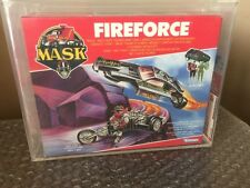 Vintage 1986 Kenner M.A.S.K. Fireforce  EURO box MASK Factory Sealed AFA 85 WOW!