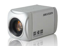 Genuine Hikvision 360x Zoom Security Camera Sony CCD IR Cut Filter Day Night