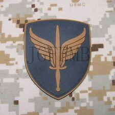 Medal of Honor WARFIGHTER Norway FSK/JHK Tactical morale 3D PVC Patch