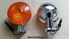 NEU 2 Blinker f. HONDA CB 650 Custom RC05 80-81 CB650 2x turn signal / indicator