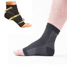 Foot Anti Fatigue Compression Sleeve Relieve Swelling Varicosity Socks