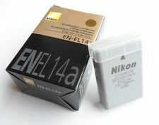 Comaptible EN-EL14/A 7.2V 1230mAh Lithium Ion Battery 4 Nikon D5100,D5200, D5300