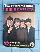 Beatles Ein Fotorama über Accordion 12 Photo Album German Text Die Beatles Nice