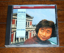 CD: Seiji Ozawa - Dvorak Symphony No. 9 New World / Classical Japan Import RARE