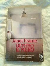 Libro Dentro Il Muro Di Janet Frame