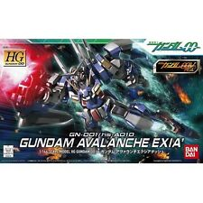 Bandai 1/144 HGOO 64 GN-001/hs-A01D GUNDAM AVALANCHE EXIA' from Japan Very Rare
