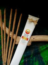NATURAL PALO SANTO Incense sticks~100% PURE~handrolled by QUEEN OF THE NILE,UK