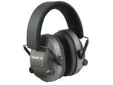 NEW CHAMPION ELECTRONIC HEARING EAR PROTECTION BLACK 23NRR 40974