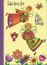 STUDIO 18 Design JOURNAL 80 Page Soft Cover TAKE TIME FOR THE LITTLE THINGS New!