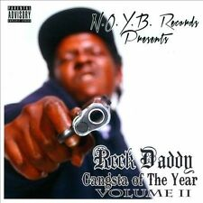 Gangsta of the Year, Vol. 2 [PA] by Reek Daddy (CD, Nov-2012, N.O.Y.B....