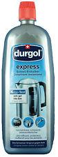 DURGOL® Express Entkalker 3 x 1 Liter Flasche, das Original aus der Schweiz