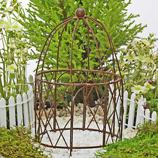 Vintage Gazebo Arbour Arbor ~  Miniature Fairy Garden ~ Accessories by Jennifer