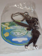Tinker Bell Standing With Arms Crossed Pewter Key Chain Keychain Disney
