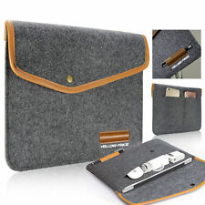 Portable Laptop Sleeve Case Bag For Macbook Pro/Air Microsoft Surface Pro 3/4