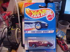 Hot Wheels Collector #351 Power Rocket (1995 Model Series) with Saw Blade Wheels