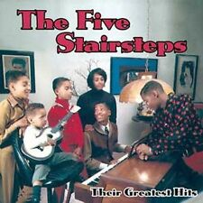 CD Their Greatest Hits - Five Stairsteps