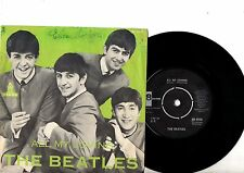 BEATLES 7'' PS All My Loving Sweden SD 5958 rare NICE COVER Swedish 45!