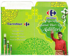 MRE * Carrefour Aidilfitri Sampul Duit Raya / Green Packet #15