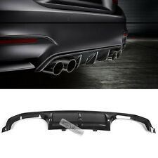 Performance Style Carbon Fiber Rear Bumper Diffuser For BMW 2014-17 F80 F82 F83