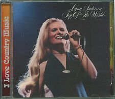 ANDERSON, LYNN - Top Of The World
