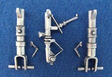 Sr-71 Landing Gear For 1/48th Scale Testor, Italeri Model  SAC 48067