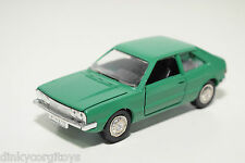 SCHUCO 1620 VW VOLKSWAGEN SCIROCCO MKI GREEN VERY NEAR MINT CONDITION
