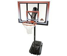 Lifetime Products 71566 Portable Basketball Hoop System 50 in. Backboard