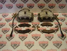 04-05 Chevrolet SSR OEM LH RH Front Calipers w/ Support Trailblazer Envoy