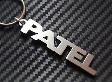 PATEL nom personnalisé Porte-clé Key Sur-mesure Acier Inoxydable Cadeau
