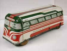 Vintage Wolverine Tin Litho No.26 A Express Bus