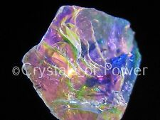 ONE XL POWERFUL & RARE ANGEL AURA PHENAKITE / PHENACITE CRYSTAL! FROM BRAZIL!