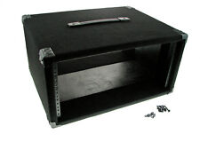 "Procraft 5U 16"" Deep Equipment Rack 5 Space - Made in the USA - With Rack Screws"