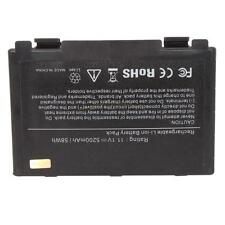 New 6 Cell Laptop Battery for Asus K50 K50AB-X2A K50ij K50IN K51 Black