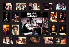 New The Godfather Signed Limited Edition Oversized Memorabilia Framed