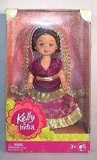 2014 Barbie - Kelly in India - Maroon & Gold - Exclusive to India