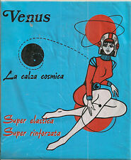 A VOIR !! bas nylon vintage T3 VENUS beige soutenu années 60 pour PJ L4