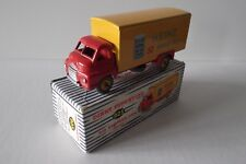 dinky toys 923 - Bedford Heinz 57 B1 - boxed - yellow / red