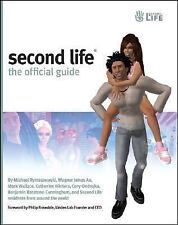 Second Life: The Official Guide-ExLibrary