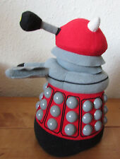 "FAB DR WHO 8.5"" *DALEK* PLUSH SOFT TOY - OFFICIAL MERCHANDISE - EXTERMINATE!"